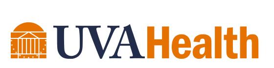 Logo image for UVA Health