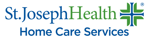 Logo image for St. Joseph Health - Home Care Services