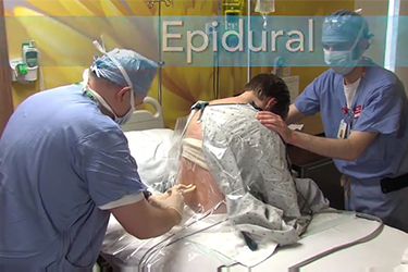 """Thumbnail image for """"Giving Birth: Managing Pain - Anesthesia Pain Relief"""""""