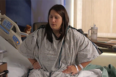 """Thumbnail image for """"Giving Birth: Managing Pain - Recovery in the Hospital (Vaginal Birth)"""""""