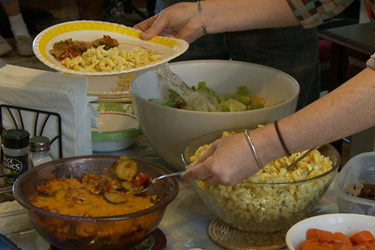 """Thumbnail image for """"Strategies for Healthy Eating at Social Events"""""""