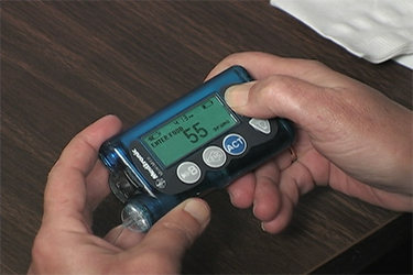 """Thumbnail image for """"Diabetes Management: Basal and Bolus Insulin Doses and Advanced Carbohydrate Counting"""""""