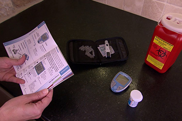 "Thumbnail image for ""Your Care at Home: Checking Blood Sugar"""