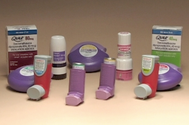 "Thumbnail image for ""Asthma Management: Quick-Relief and Controller Medications"""