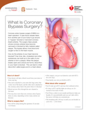 "Thumbnail image for ""What Is Coronary Bypass Surgery (CABG)?"""