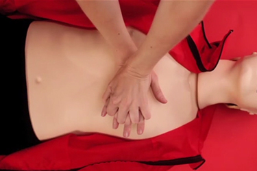"Thumbnail image for ""Hands-Only CPR"""