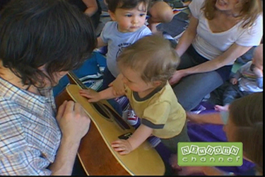 """Thumbnail image for """"Music Class For Moms and Their Babies"""""""