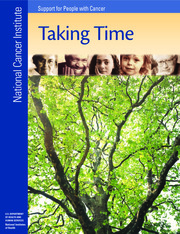 "Thumbnail image for ""Taking Time: Support for People With Cancer"""