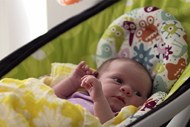 "Thumbnail image for ""Car Seats Aren't Cribs: Safe Sleep for Baby"""