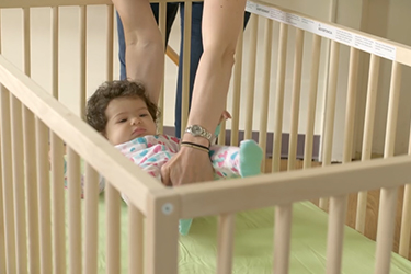 "Thumbnail image for ""Safe Infant Sleep for Grandparents and Other Trusted Caregivers"""
