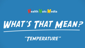 "Thumbnail image for ""Temperature: What's That Mean?"""