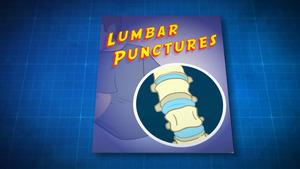 "Thumbnail image for ""Lumbar Puncture / LP / Spinal Tap: What's That Mean?"""