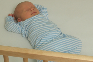 "Thumbnail image for the Playlist ""Safe Sleep for Newborns"""