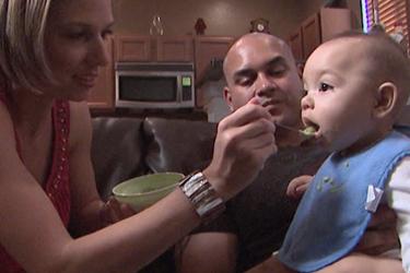 """Thumbnail image for """"Nutrición saludable desde el principio"""""""
