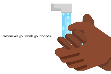 """Thumbnail image for """"Why does hand-washing work?"""""""