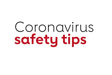 "Thumbnail image for ""Coronavirus safety tips"""