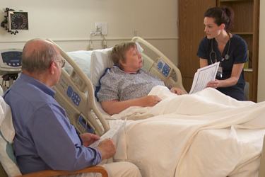 """Thumbnail image for """"Patient Safety: Speak Up While You Are in the Hospital"""""""